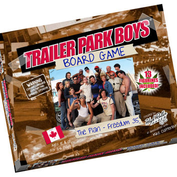 Trailer Park Boys Board Game | Trailer Park Boys Games