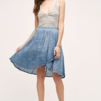 Tina + Jo Gauze Swing Skirt