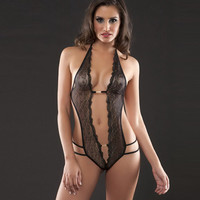 On Sale Cute Hot Deal Lace Sexy One-piece Summer Exotic Lingerie [6596517763]