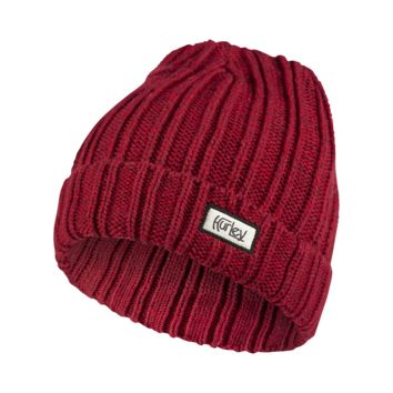 Hurley Canvas Original Men's Knit Hat Size 1SZ (Red)