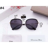 Dior 2019 new female personality cat ears large frame polarized sunglasses #4