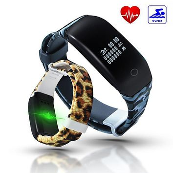 IP67 Swimming Smart Wristband H5 Sports Smart Band Heart Rate Monitor Smart Bracelet Pedometer Fitness tracker Message Reminder