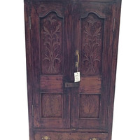 Wardrobe Armoire Clothes Rack Storage Cabinet Bedroom Furniture