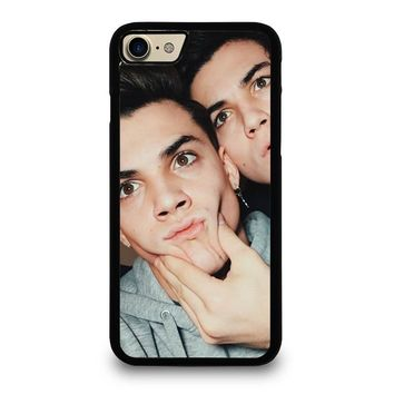DOLAN TWINS iPhone 4/4S 5/5S/SE 5C 6/6S 7 8 Plus X Case