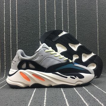 Adidas Yeezy Boost 700 B75571 Grey Women Men Fashion Trending Running Sports Shoes Sneakers
