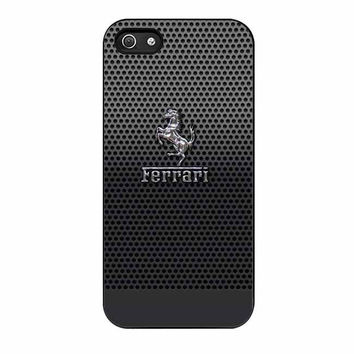 ferrari logo cases for iphone se 5 5s 5c 4 4s 6 6s plus