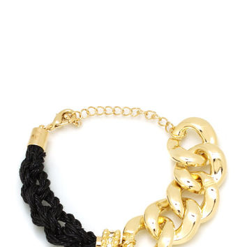 Rope Chain Combo Bracelet (more colors)