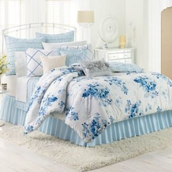LC Lauren Conrad Forget Me Not Bedding Coordinates