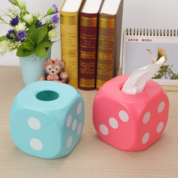 Home Decor Storage Box Washroom Rack Tissue Box [4919863428]