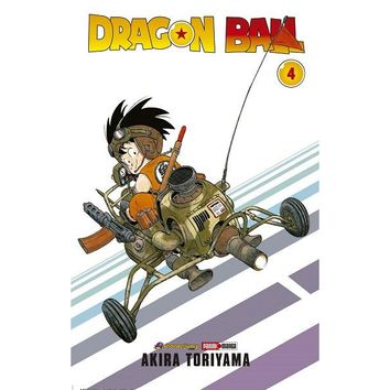 MANGA DRAGON BALL #4