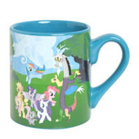 My Little Pony Group Discord 14 Oz. Mug
