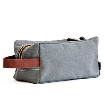 Dopp Travel Case - Ash
