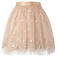 Lipsy Embroidered Tutu Skirt - Lipsy