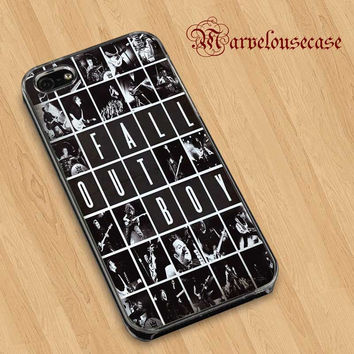 Fall Out Boy Collages custom case for all phone case