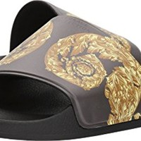 Versace Collection Mens Baroque Slide