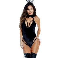 Hop Or Not Bunny Costume