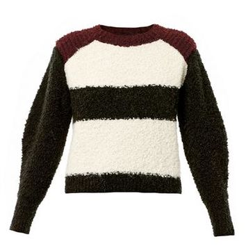 Owel colour-block sweater | Isabel Marant | MATCHESFASHION.COM