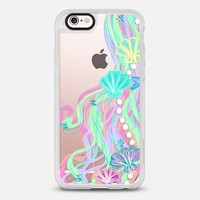 Mermaid Hair Marina iPhone 6s case by Lisa Argyropoulos | Casetify
