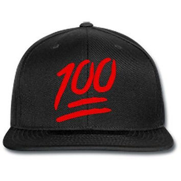 KEEP IT 100 BEANIE OR SNAPBACK HAT BEANIE OR SNAPBACK HAT 100
