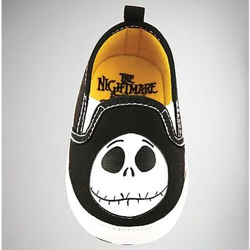 Jack Nightmare Before Christmas Baby Shoes - Spencer's