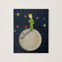 The Little Prince Jigsaw Puzzle