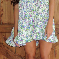 Joyful Floral Dress