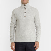 Berluti - Cashmere Knitted Sweater | MR PORTER