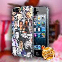 Matthew Espinosa Collage Magcon Boys - Print on hard plastic case for iPhone case. Select an option