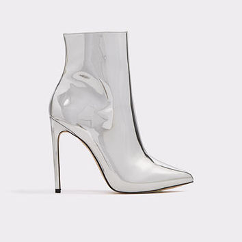 Loreni Silver Women's Dress boots | ALDO US