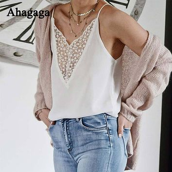 Women's Sexy Lace Camis