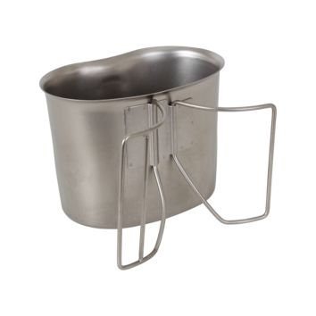 Stainless Steel G.I. Cup