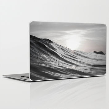 Motion of Water Laptop & iPad Skin by Nicklas Gustafsson