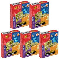 Bean Boozled Jelly Belly Beans, 1.6 oz (Pack of 5)