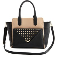 2-in-1 Convertible Bag: Charlotte Russe