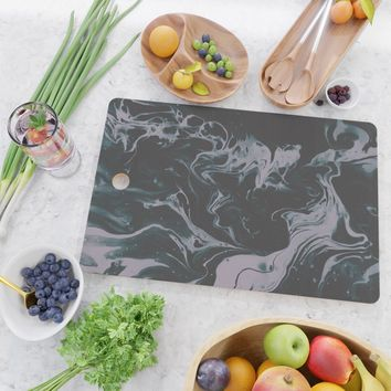 Subconscious Cutting Board by duckyb