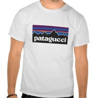 Patagucci Destroyed T-Shirt