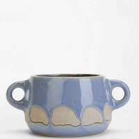 Magical Thinking Future Folk Double-Handle Mug- Blue Multi One