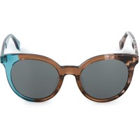 Fendi oval sunglasses