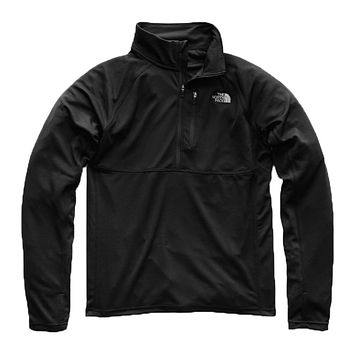 Men's Ambition 1/4 Zip in TNF Black by The North Face - FINAL SALE