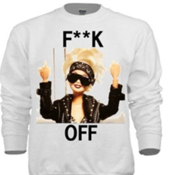 FO BARBIE crew neck