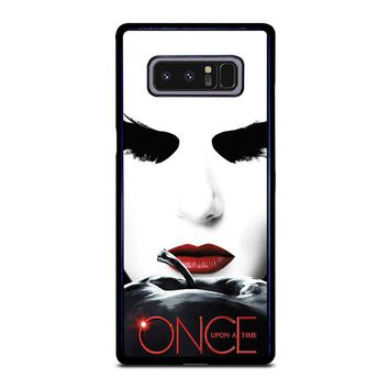 ONCE UPON A TIME Samsung Galaxy Note 8 Case Cover
