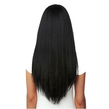 Queenlike Products 1 Bundle/Piece Human Hair Bundles Non Remy Natural Color Brazilian Hair Weave Bundles Straight Hair Bundles