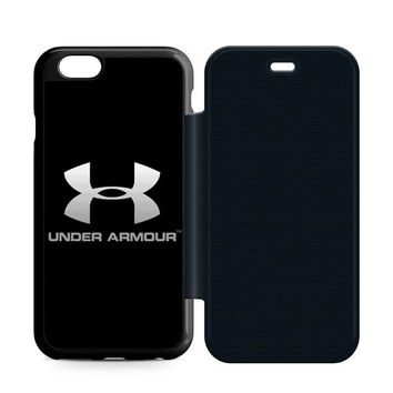 Under Armour Leather Wallet Flip Case iPhone 6 | 6S