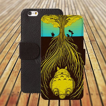 iphone 5 5s case cartoon chinchillas totoro iphone 4/ 4s iPhone 6 6 Plus iphone 5C Wallet Case,iPhone 5 Case,Cover,Cases colorful pattern L134
