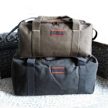 Men Travel Bags Large Capacity Women Luggage Travel Duffle Bags Canvas Big Travel Handbag Folding Bag For Trip Waterproof