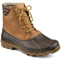 Avenue Duck Boot in Tan and Brown by Sperry - FINAL SALE