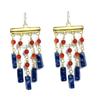 Gela 2 Earrings