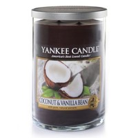 Yankee Candle® Coconut & Vanilla Bean™ Large 2-Wick Lidded Candle Tumbler