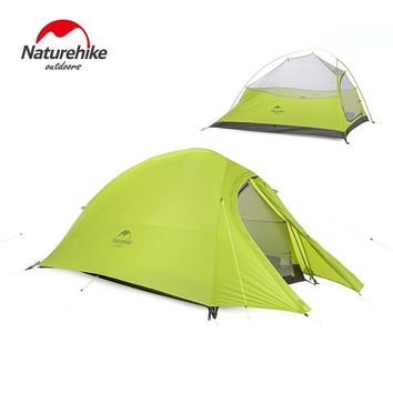 Weatherproof Tent Double-Layer 2 Person