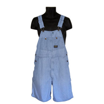 Men Overall Shorts Denim Overall Dungaree Blue Jean Overalls Over Alls Bib Overall Jean Osh Kosh Overall Denim Shortall Men Clothing Clothes